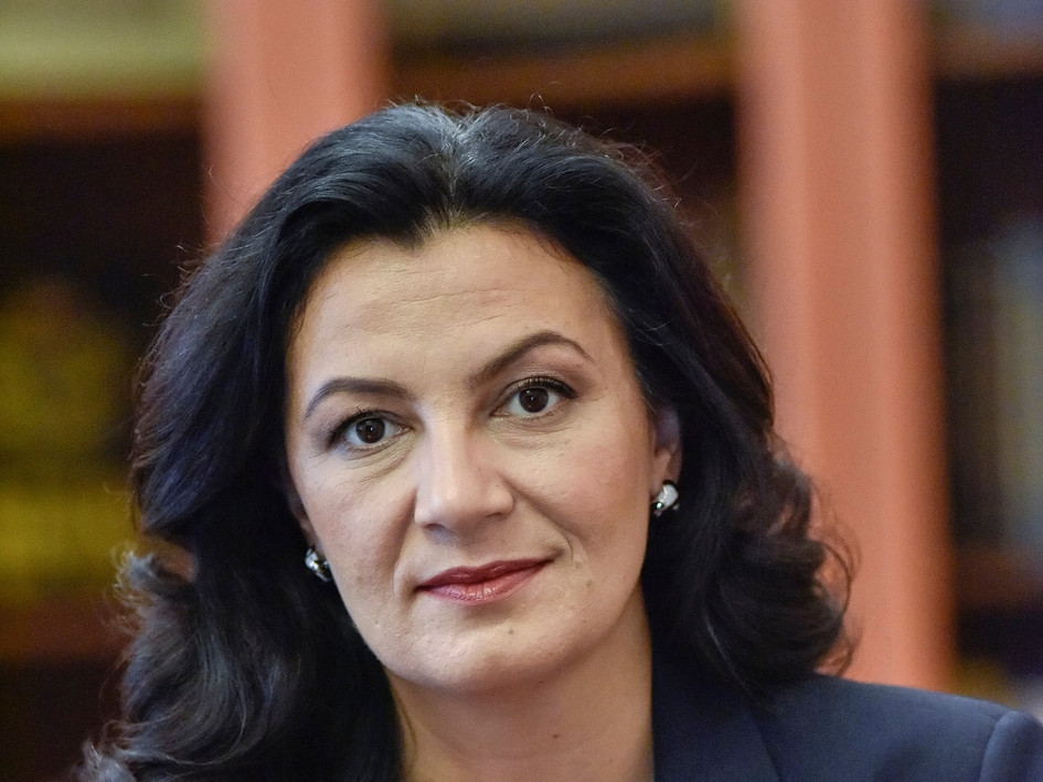 Interview with Madame Prime Minister Ivanna Klympush-Tsintsadze