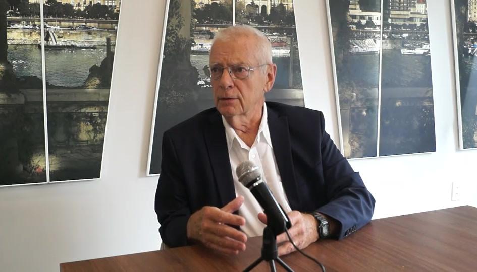 Interview: Walt Slocombe