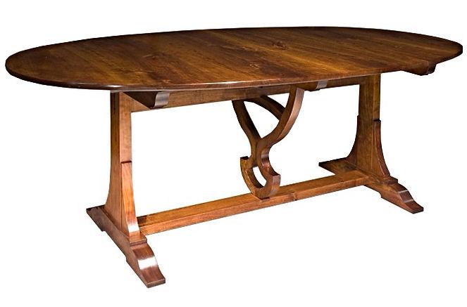 WA HOO DESIGNS  WineTaster Table, solid wood table