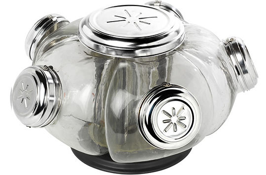 Trattoria Revolving Canister by WA HOO DESIGNS