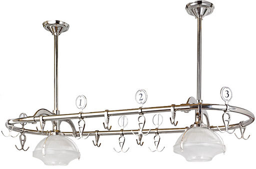 CLASSIC POT RACK by WA HOO DESIGNS