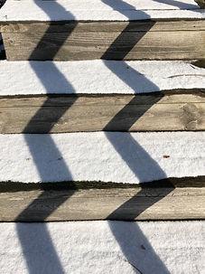 Shadows by Orah Moore, Axel's Gallery & Frame Shop Waterbury, VT