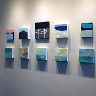 Small Original Artwork at Axel's Gallery, Waterbury VT