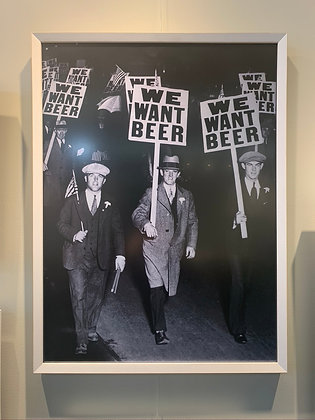 We Want Beer!