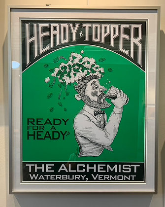 Heady Topper Beer