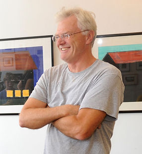 Axel Stohlberg, Former Owner of Axel's Frame Shop & Gallery, Watebury VT