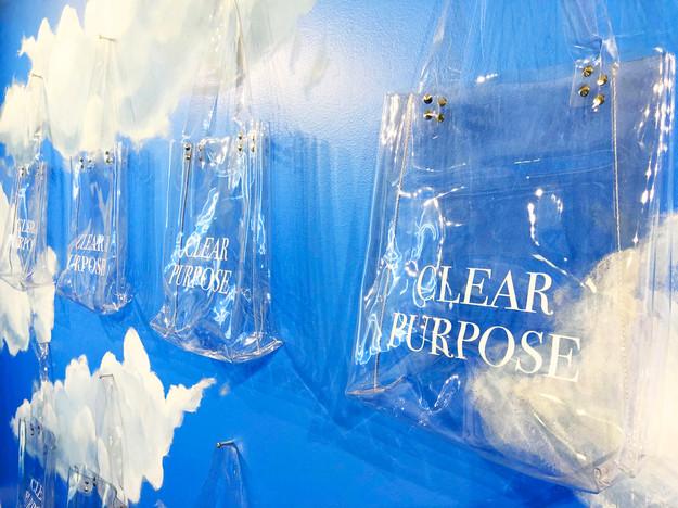 Clear Purpose Nature of None Jonathan Paul Spring Break Art Show LA 2020