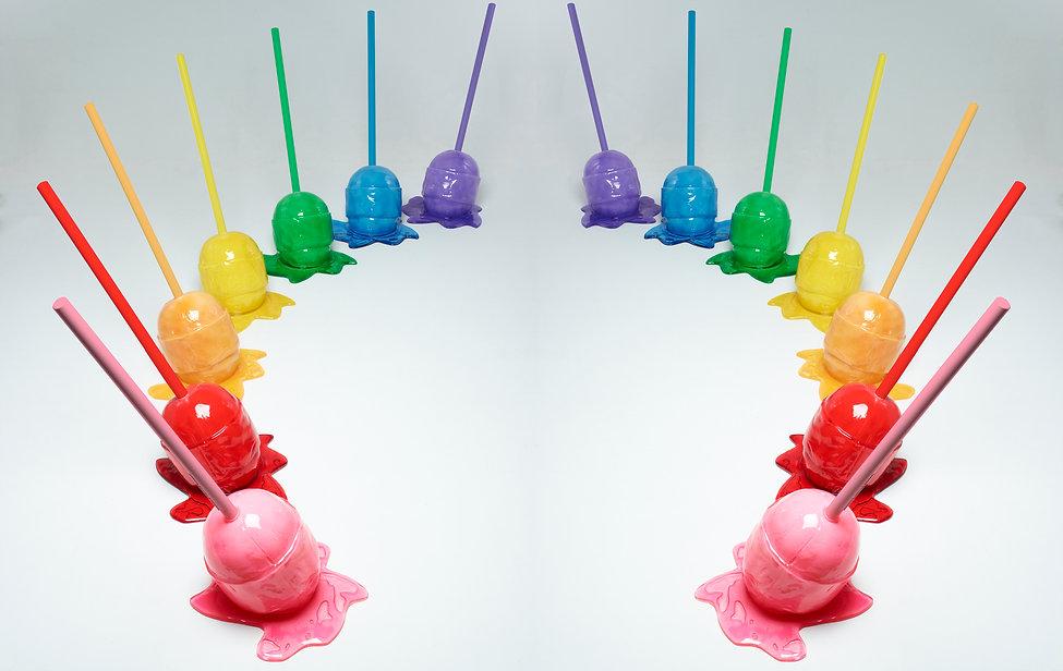 Desire Obtain Cherish - Blowpops Colored