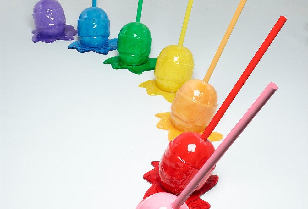 'Colored Stick' Meltdowns