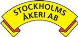 Logga Stockholms Åkeri AB