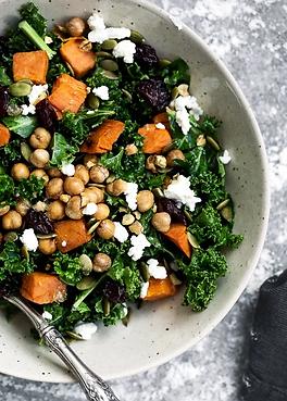 Kale Salad - Skinny Taste.webp