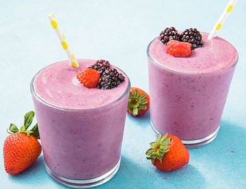 Triple Berry Smoothie - Delish.png