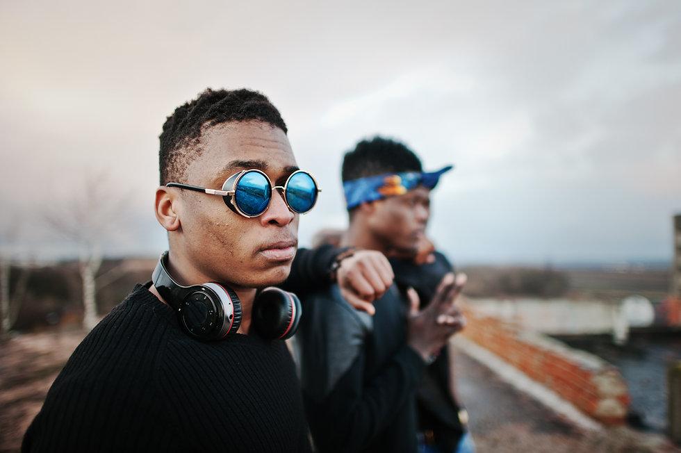 Los músicos de rap