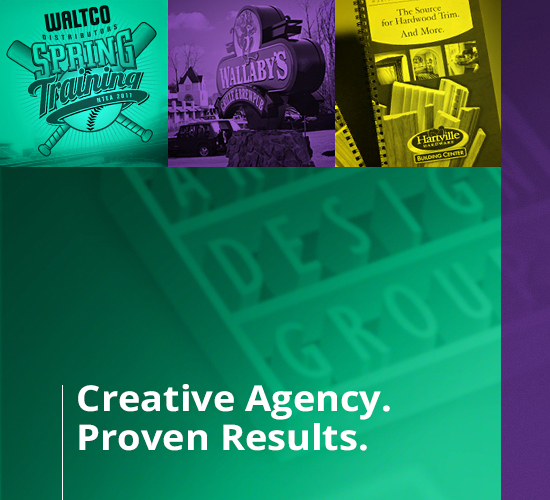 Creative Agency. Proven Results.