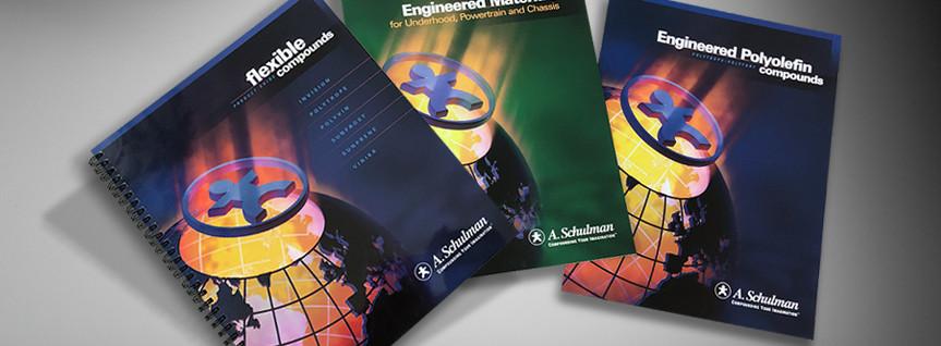 A. Schulman Compound Brochures