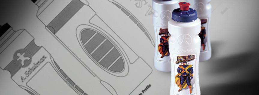 A. Schulman Schul-Man Water Bottles