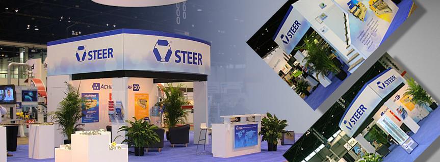 Steer Tradeshow
