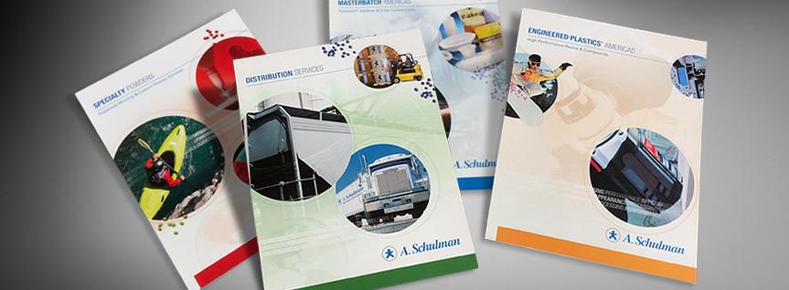 A. Schulman Folders