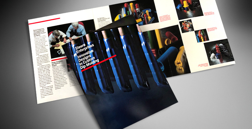 Steere Dip Mold Brochure