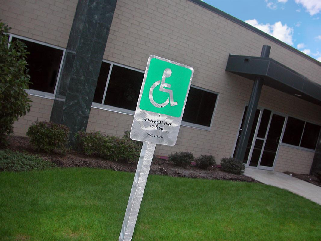 ZellMed Custom Handicap Marker
