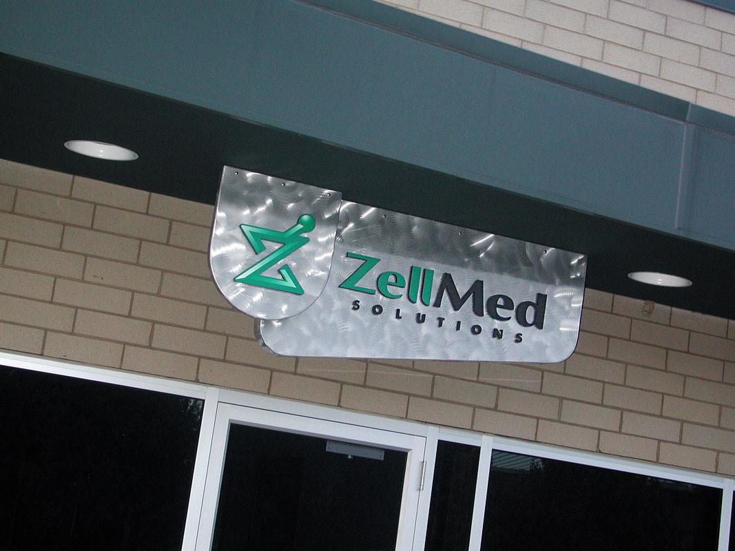ZellMed Signage