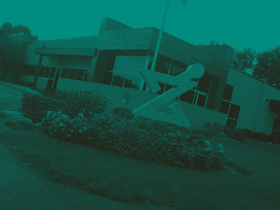 ZellMed Building & Monument Sign