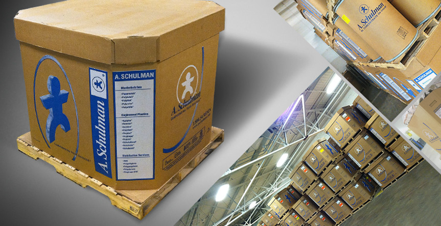 A. Schulman Package Design