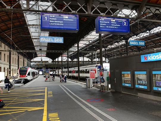 Евро-2014 в картинках. Часть 16: Базель, Швейцария.