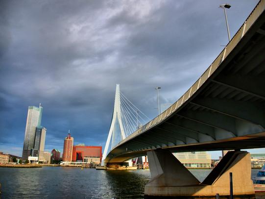 Евро-2015 в картинках. Часть 10: Роттердам, Нидерланды.