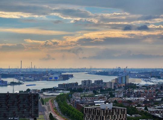 Евро-2015 в картинках. Часть 9: Роттердам, Нидерланды.