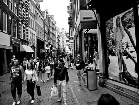 Евро-2015 в картинках. Часть 14: Амстердам, Нидерланды.