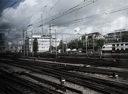 Евро-2014 в картинках. Часть 9: Швейцария в пути.