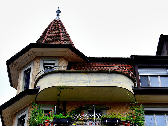 Евро-2014 в картинках. Часть 3. Цюрих, Швейцария.