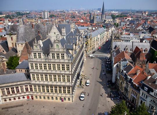 Евро-2015 в картинках. Часть 3: Белфорт, Гент, Бельгия.