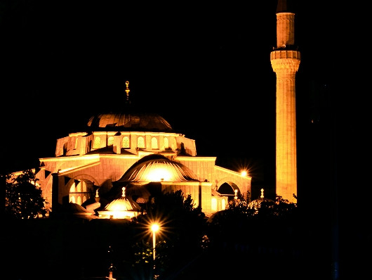 Евро-2014 в картинках. Часть 1. Стамбул, Турция