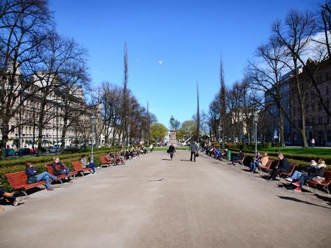 Хельсинки - самый русский город Европы. Часть 6