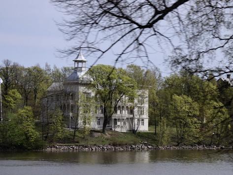 Хельсинки - самый русский город Европы. Часть 1