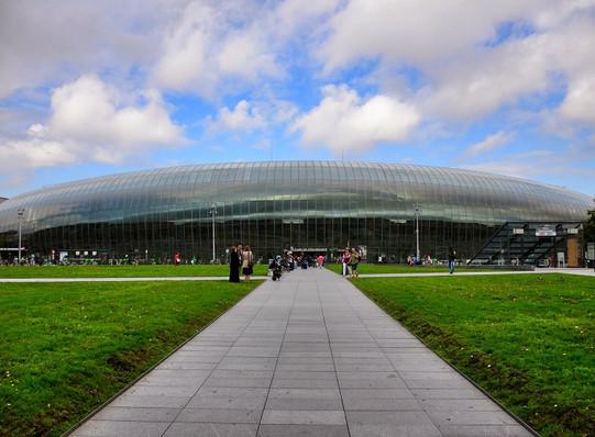 Евро-2014 в картинках. Часть 32: Страсбург, Франция.