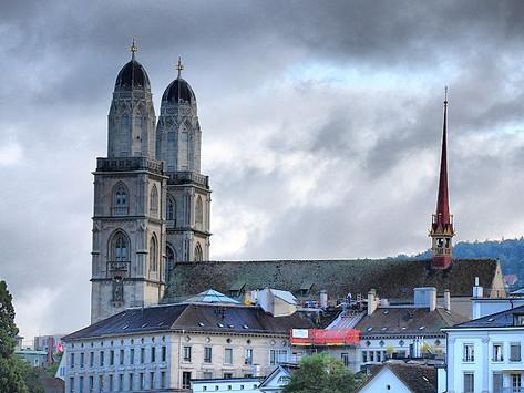 Евро-2014 в картинках. Часть 7: Цюрих, Швейцария.