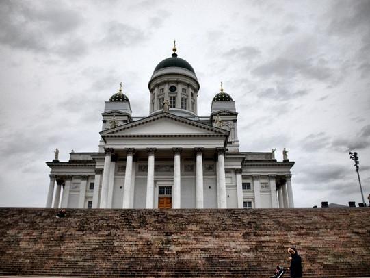 Хельсинки - самый русский город Европы. Часть 2