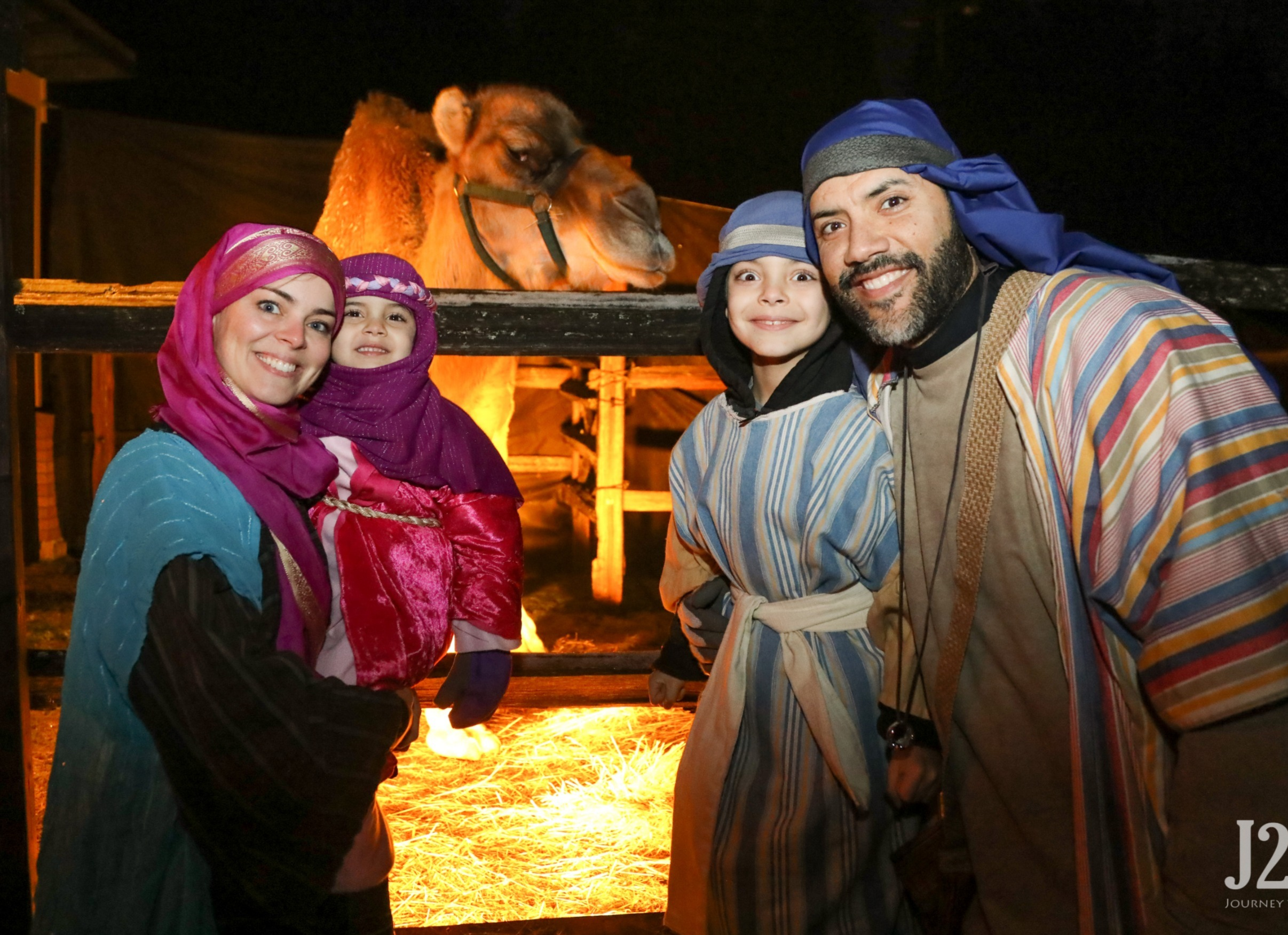 7 pm Thursday Journey to Bethlehem