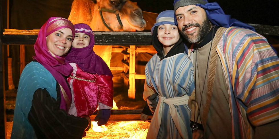 6 30 pm Thursday Journey to Bethlehem