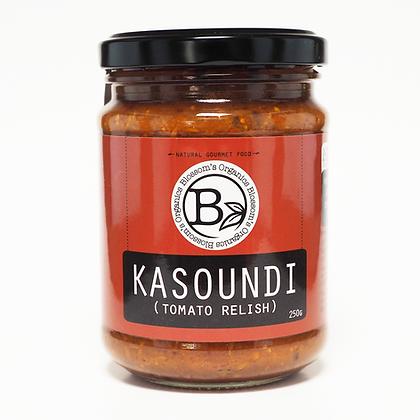 Kasoundi (Tomato Relish)