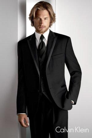 Calvin Klein Style#150 Black