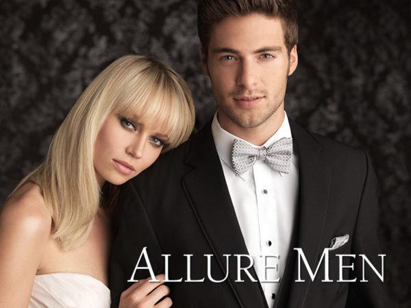 Allure Men Black #153