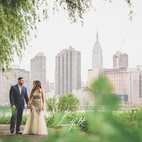 Gantry Park Engagement