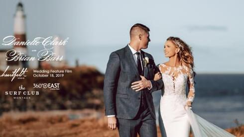 360 East Montauk Downs Wedding