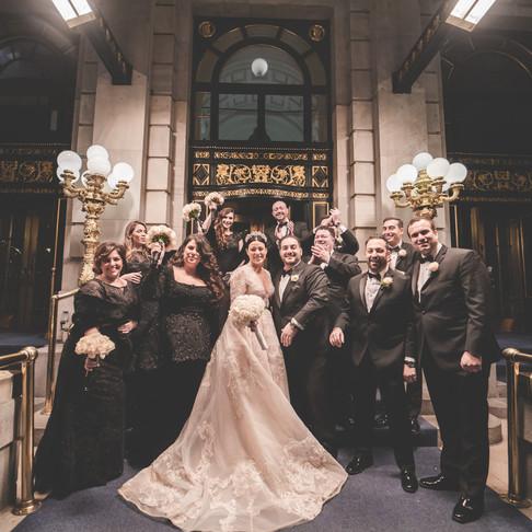 The Plaza Hotel Wedding