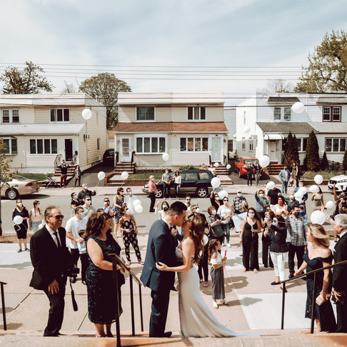 An Unforgettable Wedding During Covid-19