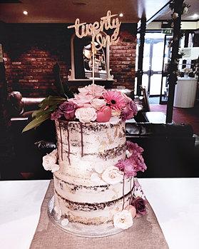 Gallery From Kimmies Kitchen Birmingham UK - Selfridges Wedding Cakes